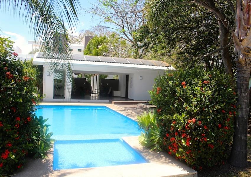 casa con piscina privada para alquilar en condominio en On casas para alquilar con piscina privada